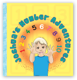 Number Adventures, for Boys
