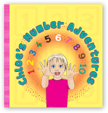 Number Adventures, for Girls
